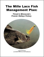 Mille Lacs Fish Management Plan